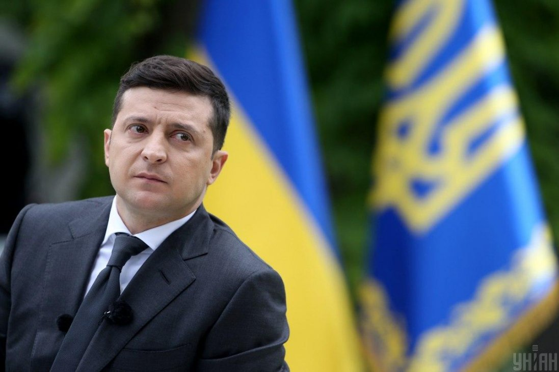Президент Зеленський відвідав Волинський перинатальний центр