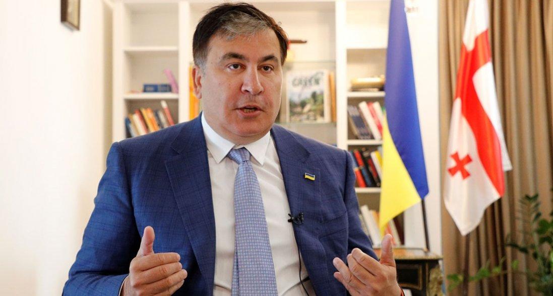 Скандал з Саакашвілі: посла України викликали в МЗС Грузії