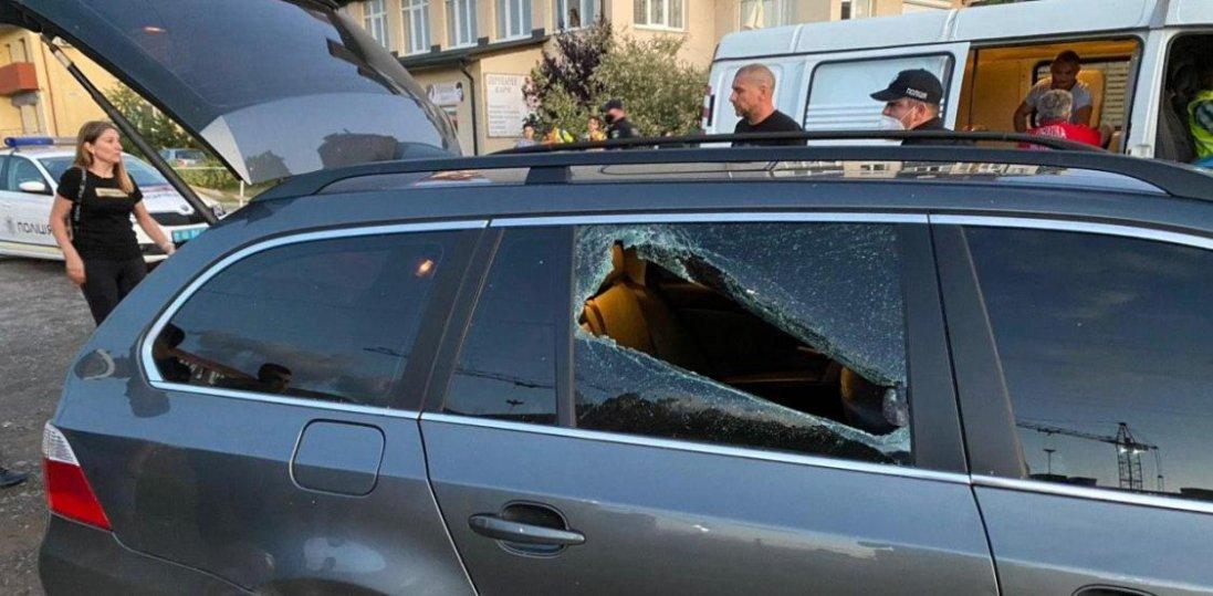 На Закарпатті під час стрілянини волинянин поранив двох людей