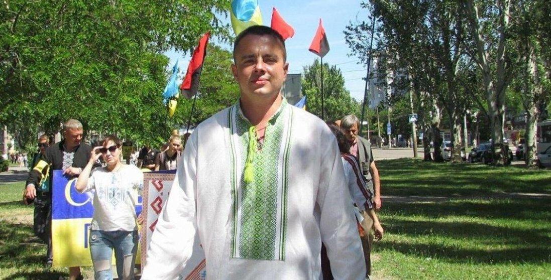 У Миколаєві стріляли в очільника осередку «Свободи» Демида Губського