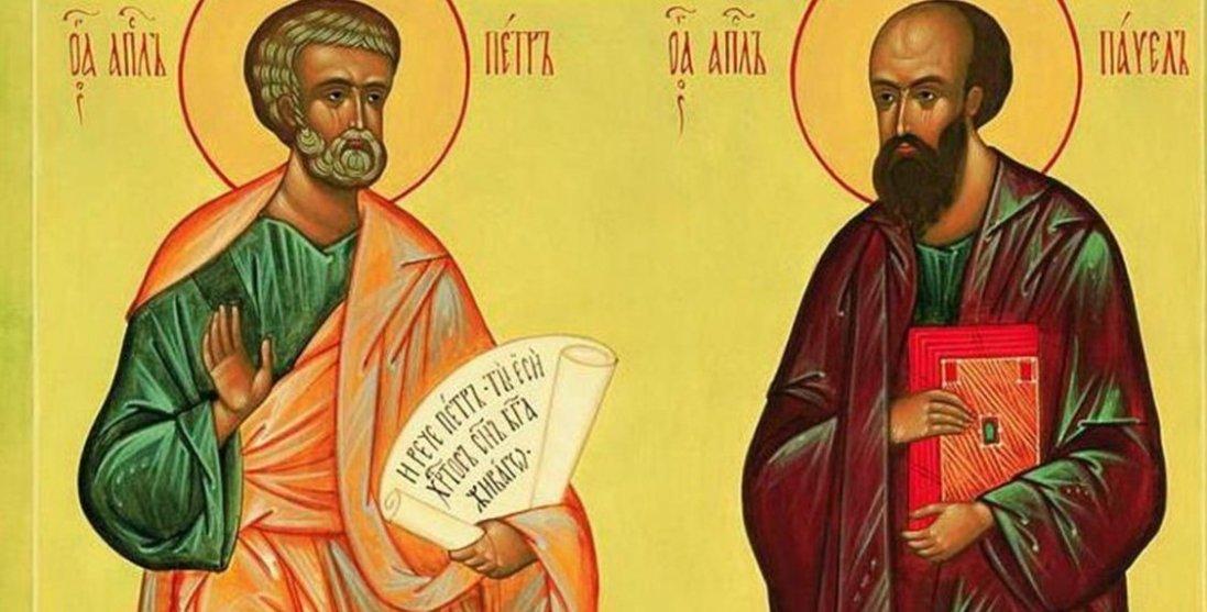 12 липня християни святкують релігійне свято Петра і Павла