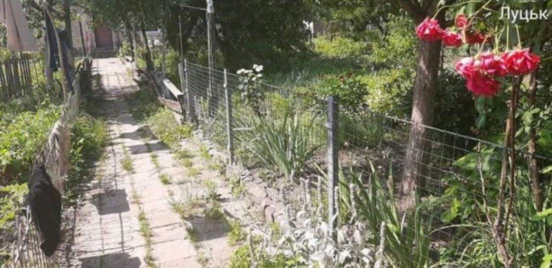 У Луцьку змушують людей демонтувати незаконні паркани, альтанки та клумби з шин
