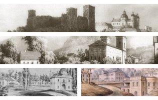 Волинь на зображеннях ХІХ століття