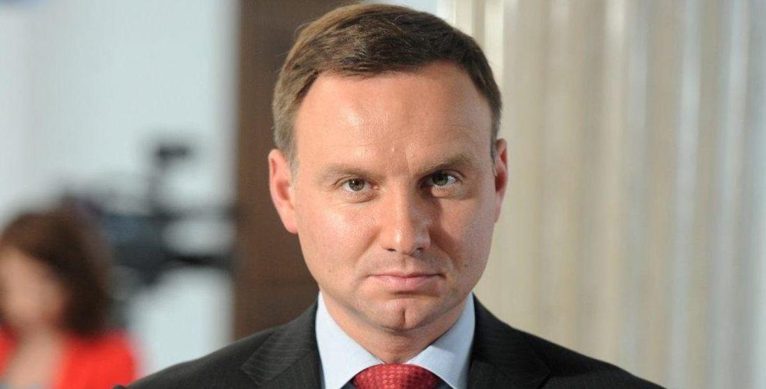 Дуда залишається президентом Польщі