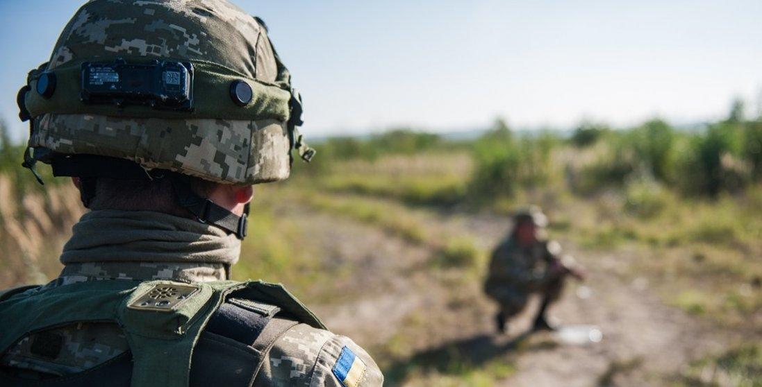 На Донбасі українські військові потрапили в засідку, хоча ОБСЄ гарантувала тишу