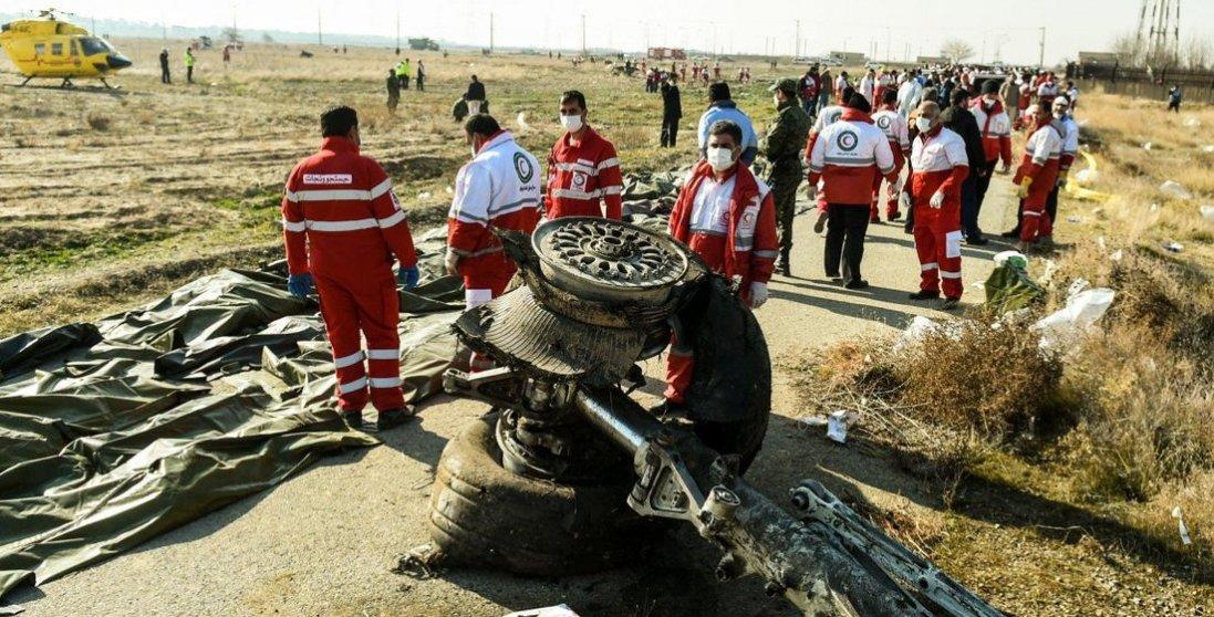 Україна не погоджується з Іраном, що літак МАУ збили через  «людську помилку»