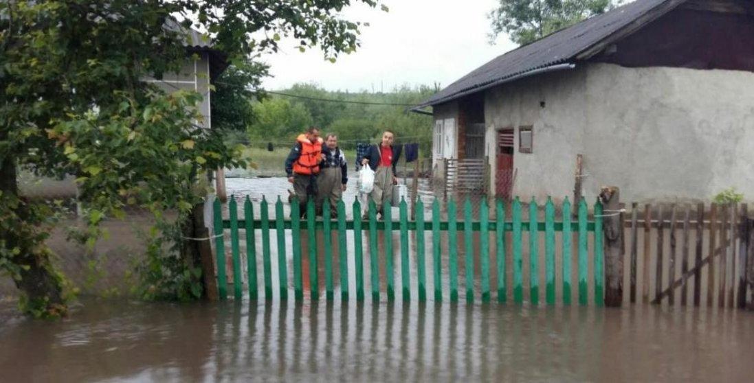 Волинь попереджають про затоплення. Де саме?