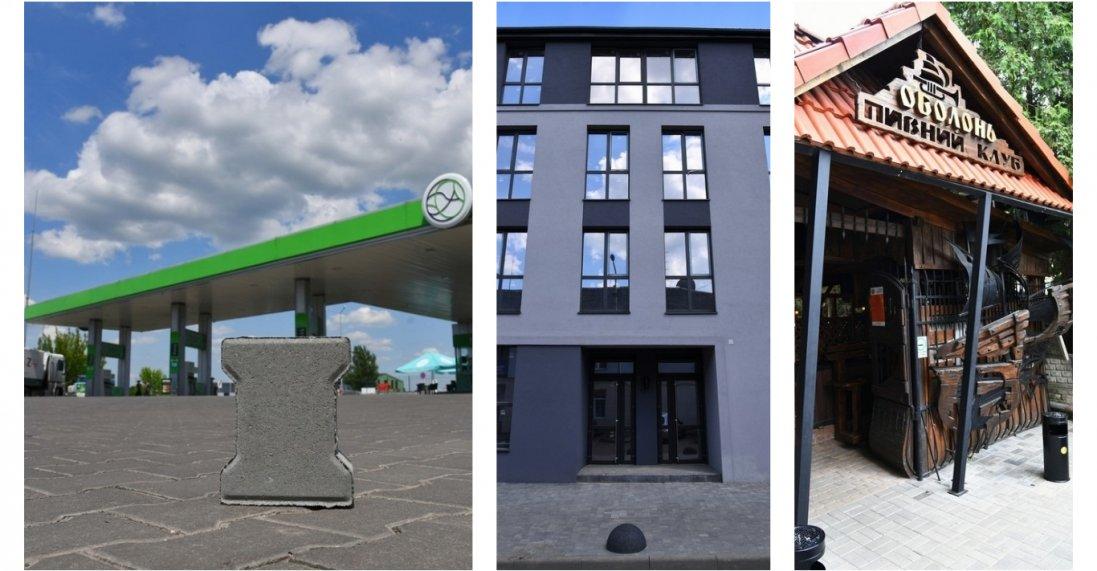 Ресторани, офіси, житлові комплекси: бруківка LeBruk для тих, хто вміє рахувати гроші
