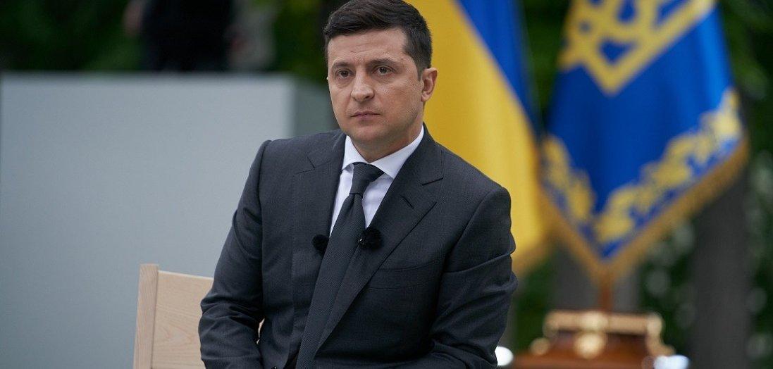 Зеленський прокоментував захоплення заручників у Луцьку
