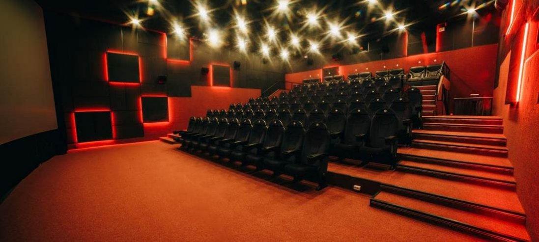 У Луцьку дозволили відкрити кінотеатри