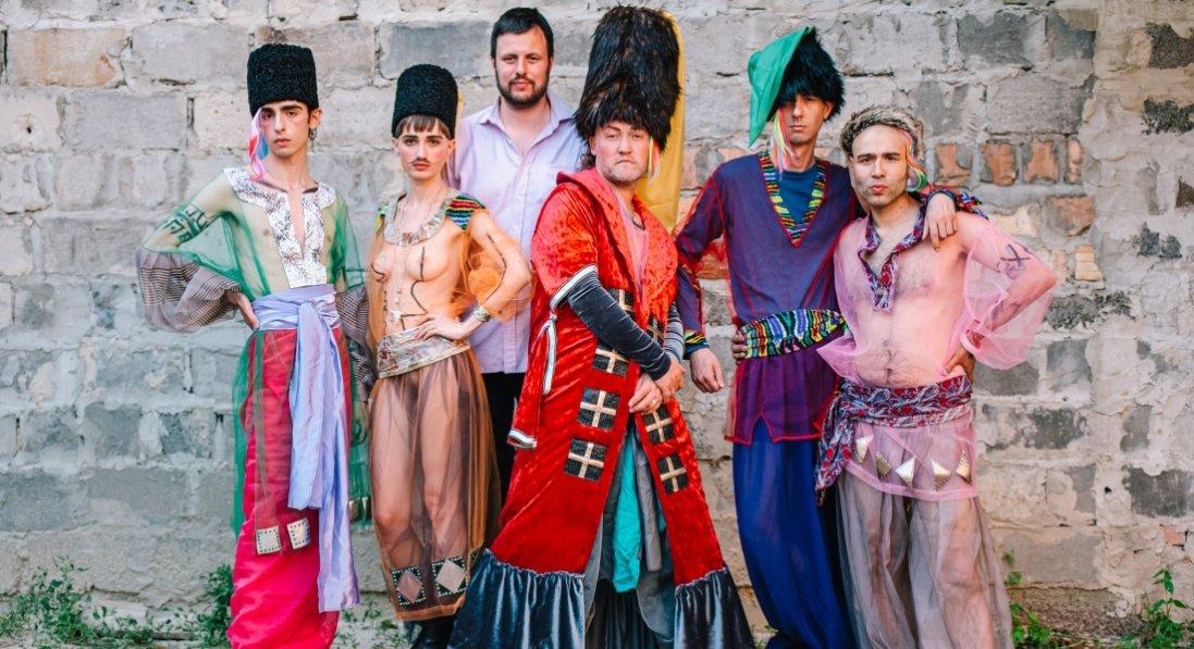 В Україні знімають кіно про геїв-козаків