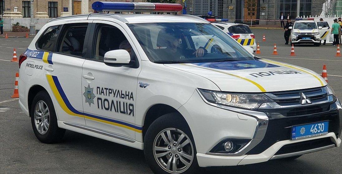 На Львівщині поліцейський збив пішохода і втік з місця пригоди