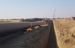 На газопроводі Болгарія-Греція стався вибух