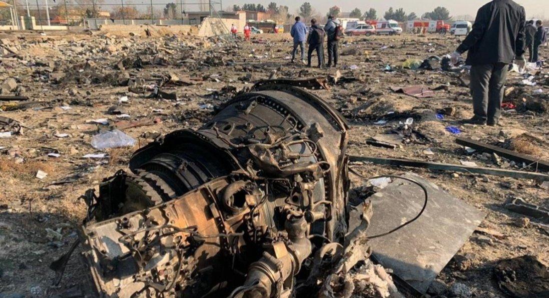 Авіакатастрофа в Тегерані: коли в Україну прибуде делегація Ірану