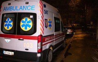 На Харківщині карета «швидкої» на смерть збила жінку