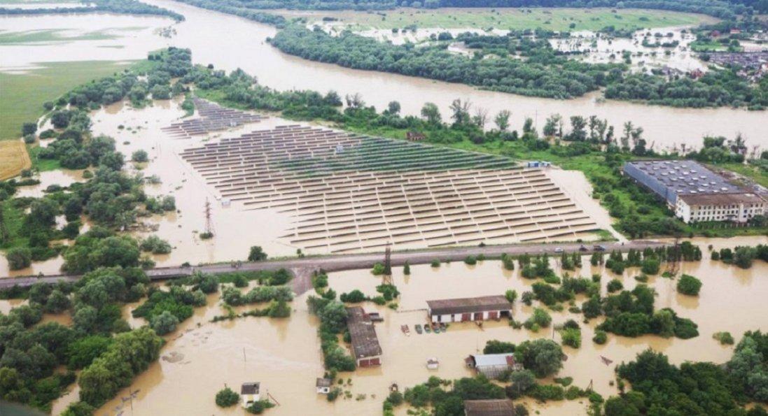 Назвали причину паводків у трьох областях України