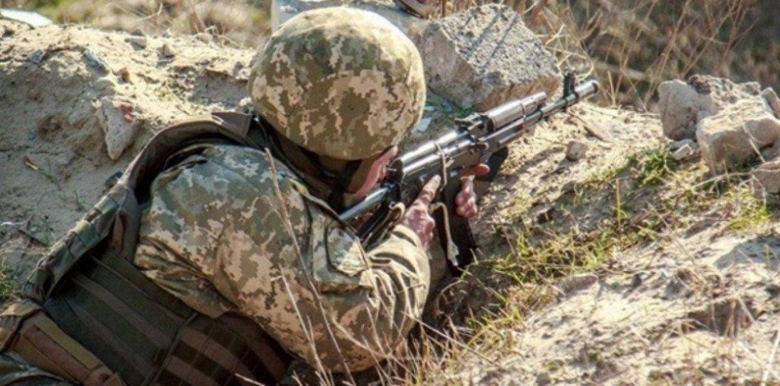 На Донбасі терористи 4 рази порушили режим тиші й обстріляли ЗСУ