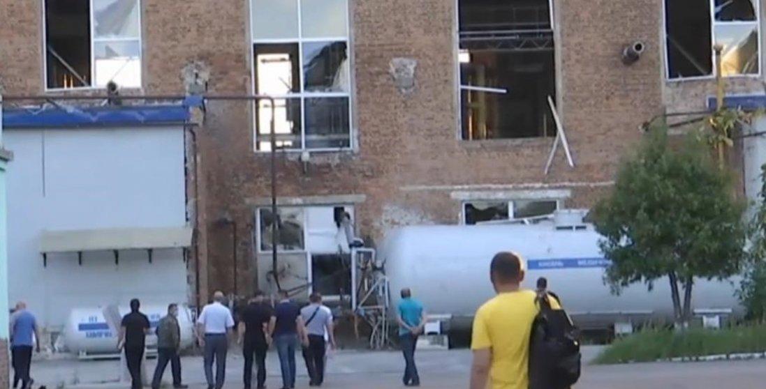 У Львові стався вибух на хімзаводі: чи існує небезпека для населення