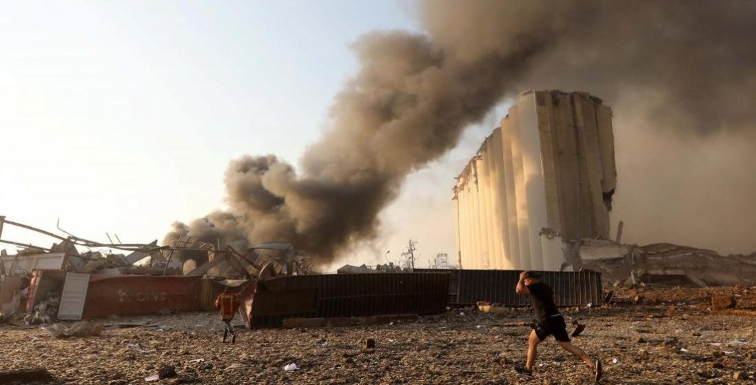 Вибух у Лівані: вантаж, що вибухнув, належав росіянину