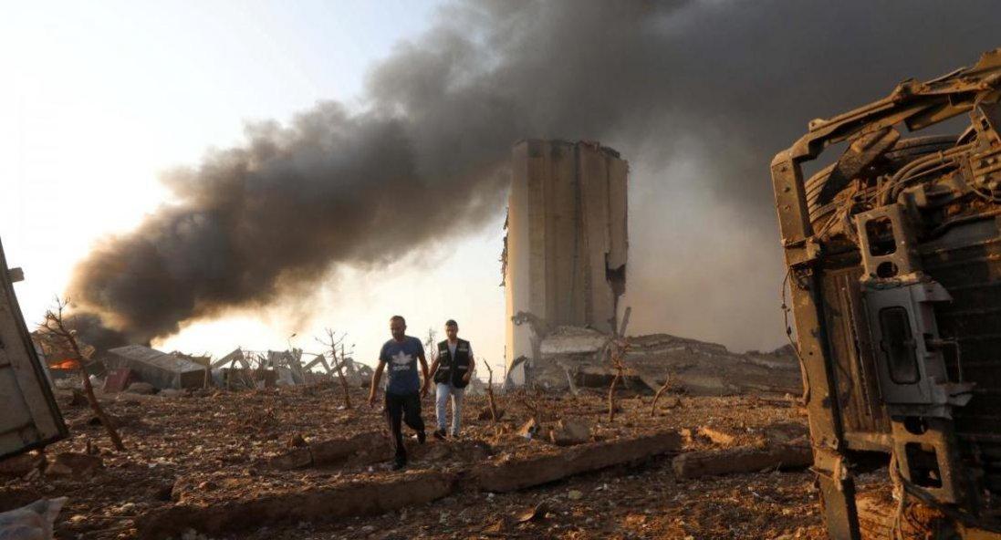 Вибух у Лівані: 300 тисяч осіб залишилися без дому