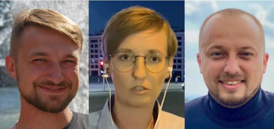 Українських журналістів затримали в Білорусі. Чому?