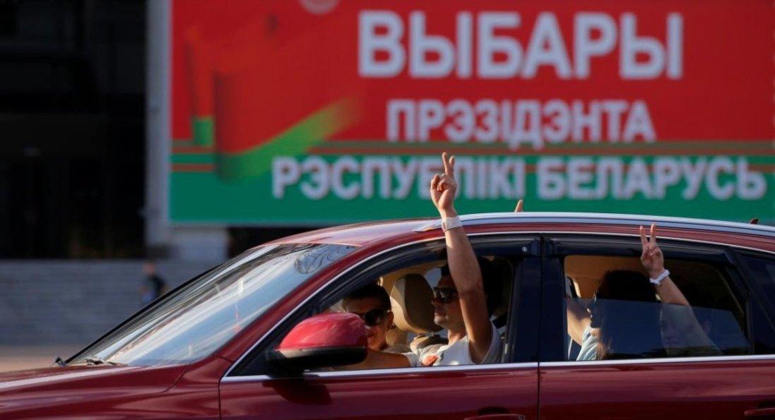 Вибори у Білорусі: явка становить понад 50%