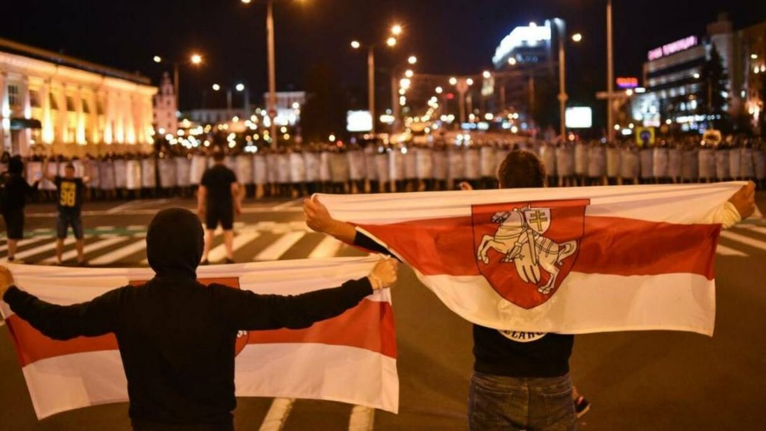 Протести  в Білорусі: чоловік, якого вважали загиблим, живий