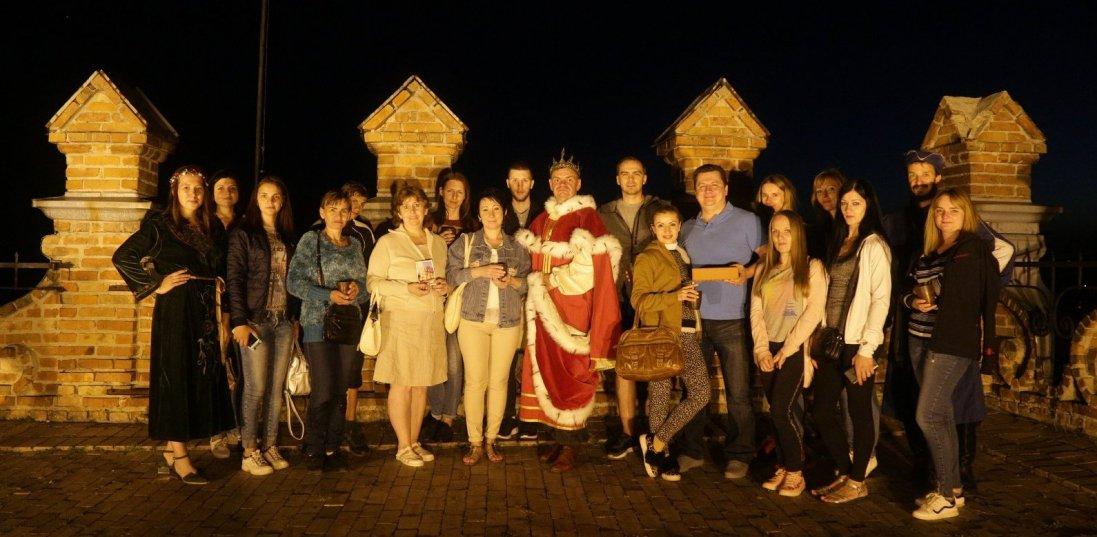 У Луцьку — нова вечірня екскурсія. Де й коли початок?