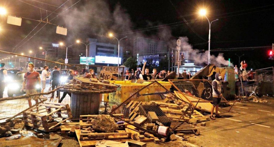 Протести в Білорусі: серед затриманих є українці