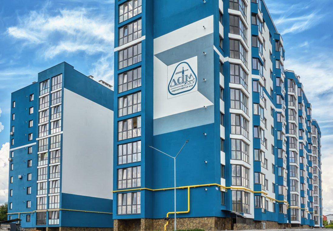 Квартири розкупили ще до здачі в експлуатацію: «Луцьксантехмонтаж» завершив зведення «Волошкового дому»
