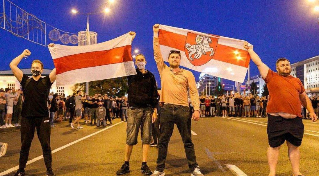 Лучани зберуться на акцію підтримки протестів у Білорусі