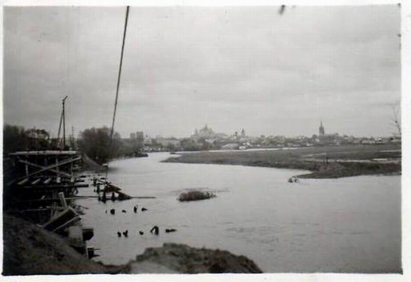 Вид на річку Стир
