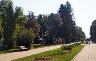 У центральному парку Луцька встановили відеокамери