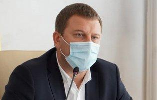 Голова Тернопільської ОДА захворів на коронавірус
