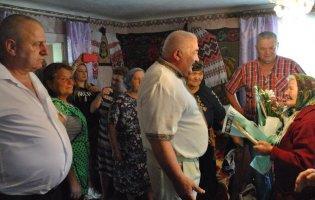 Після заслання в Сибіру жінка дожила до 100 років і щодня молиться за Україну