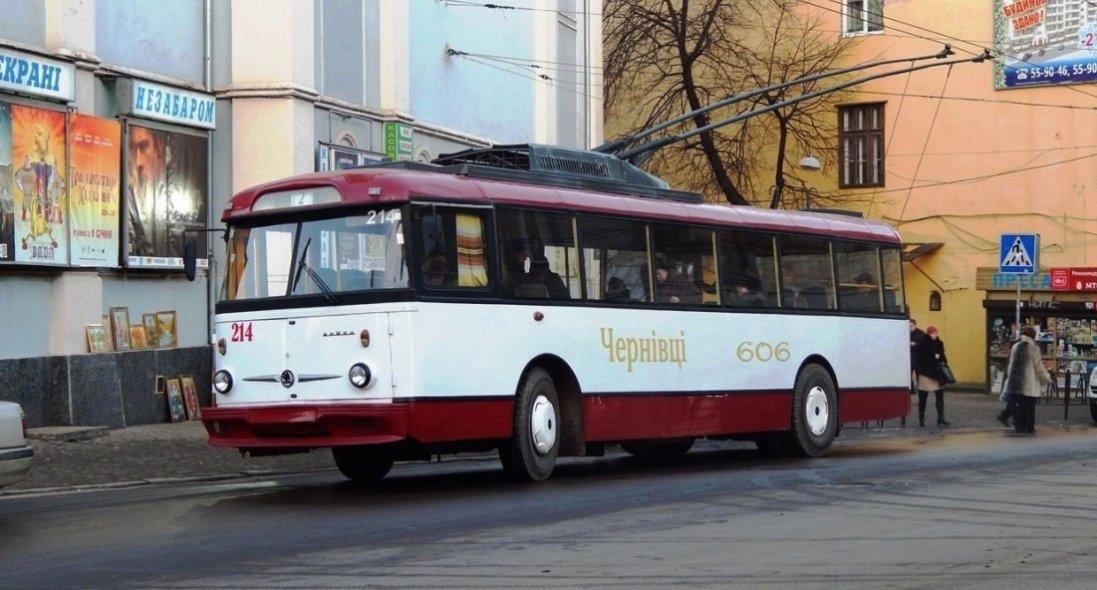 «Червона зона» у Чернівцях: припинили курсувати всі тролейбуси