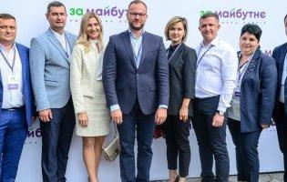 «Це люди, які хочуть щось змінювати», - Ігор Поліщук про Волинську команду партії «За майбутнє»