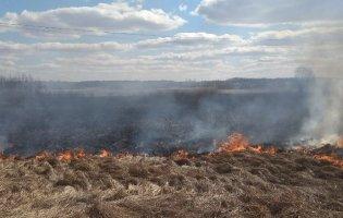 Пожежа в зоні ООС: що відомо