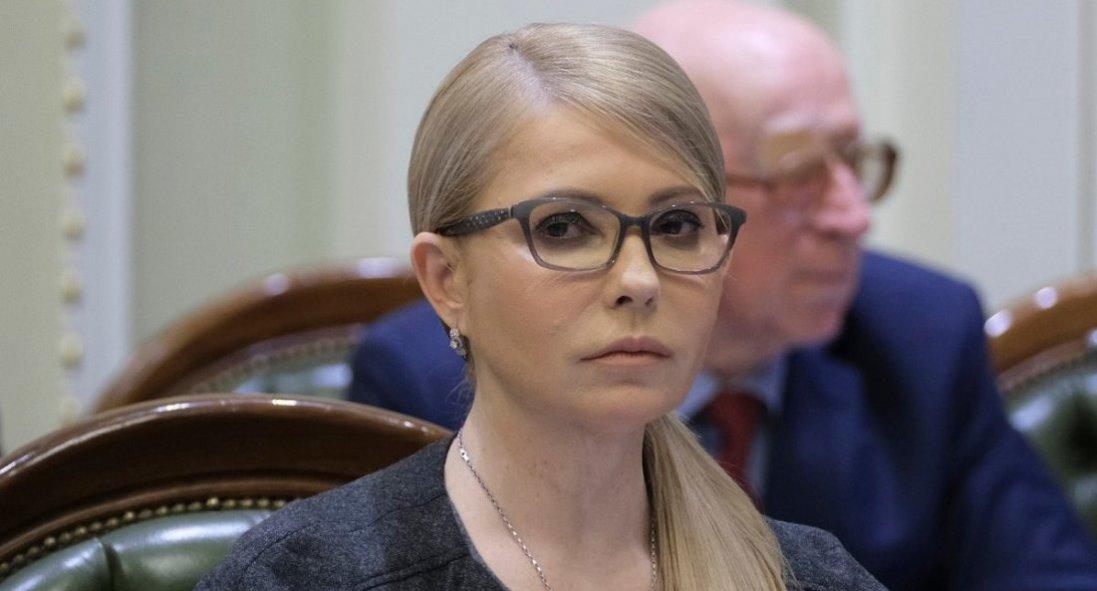Коронавірус у Тимошенко: лідерка «Батьківщини» вийшла з критичного стану