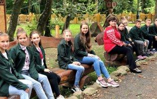 Як у воротнівському Лісівничому молодіжному центрі минув День знань