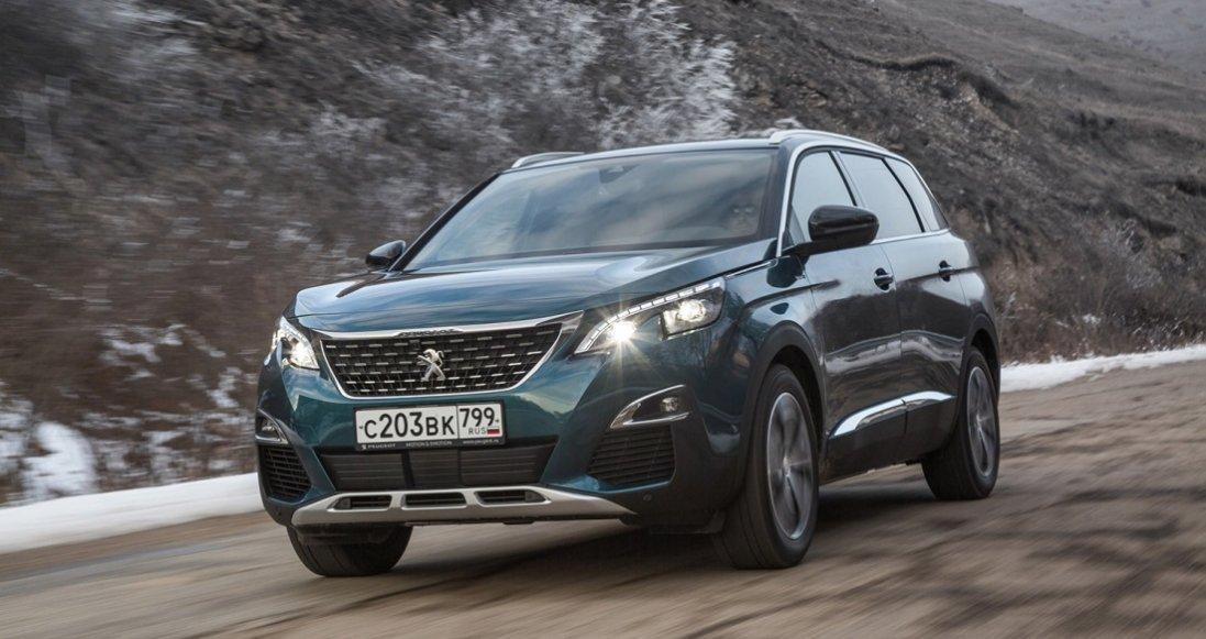 Peugeot показав новий сімейний кросовер
