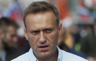 Навального вивели з коми