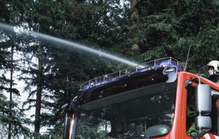 На Волині лісівники та рятівники вчилися гасити масштабні пожежі