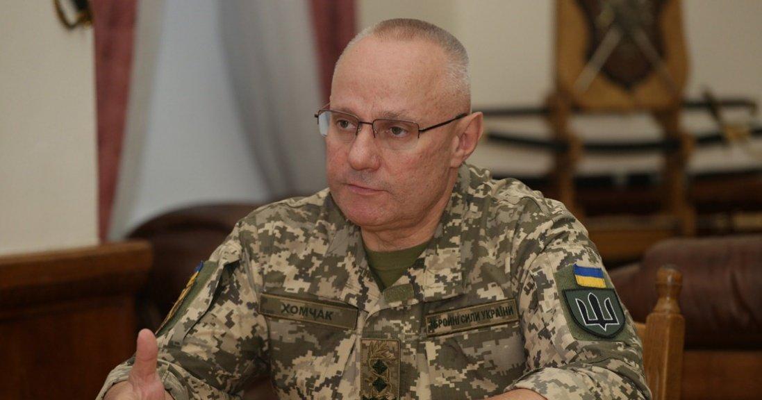 У головнокомандувача ЗСУ - COVID-19