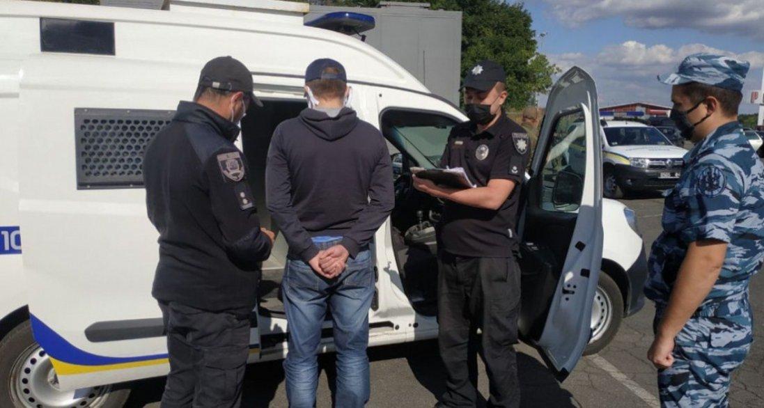 Поліція Донеччини затримала вбивцю