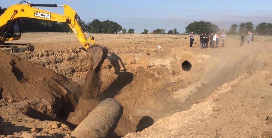Прорив газопроводу в Чабанах: поліція відкрила кримінал