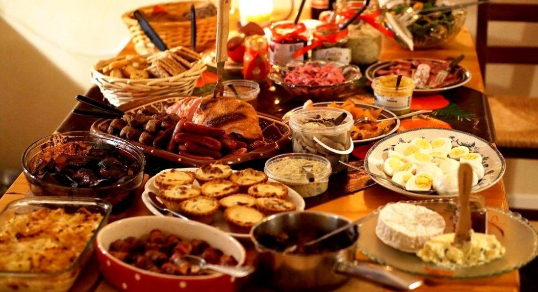 Як розрахувати кількість їжі на свято