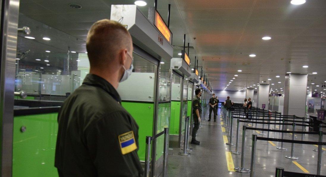 У «Борисполі» затримали чоловіка, який перебуває в міжнародному розшуку через вбивство