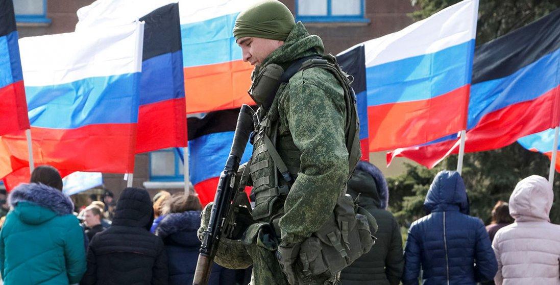 Викрили угруповання, яке поставляло продукти до «ДНР»