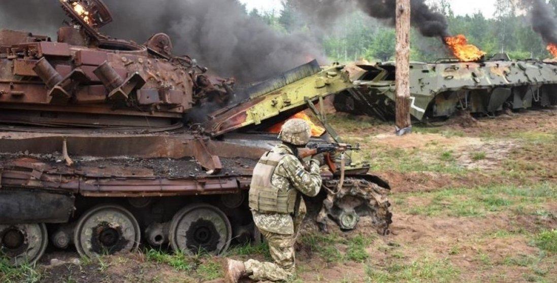 На Донбасі бойовики двічі обстріляли українські позиції